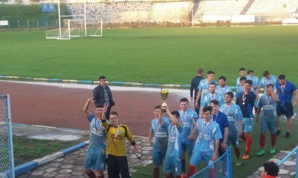 Fotbaliștii de la CS Năvodari promit multe victorii și în 2017