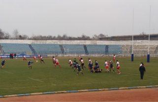 Meci frumos între CS Năvodari și Dinamo București
