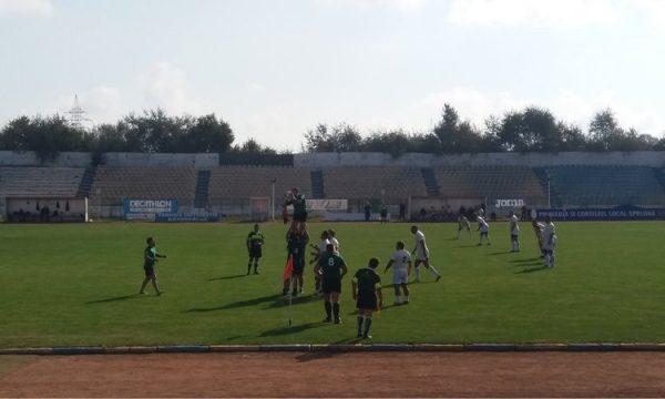 CS Năvodari începe returul cu un meci la Arad