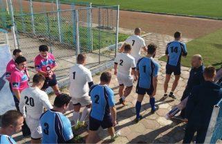 CS Năvodari a câștigat derby-ul campionatului