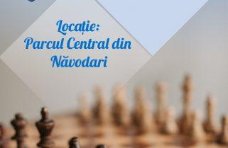 """CS Năvodari organizează evenimentul """"Șah în parc"""""""