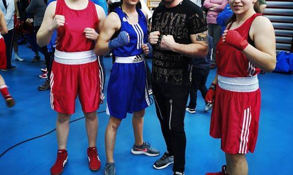 Medalii pentru CS Năvodari în Cupa României la box