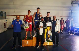 Medalii pentru pugiliștii de la CS Năvodari la Cupa României de la Arad