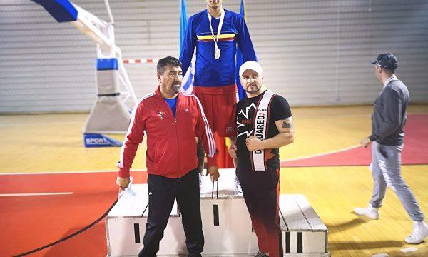 Eduard Jipeanu de la CS Năvodari este campion național de box