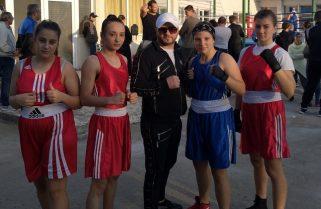 Pugilistele de la CS Năvodari sunt campioane ale României