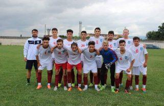 Juniorii de la CS Năvodari au marcat peste 200 de goluri în campionat!