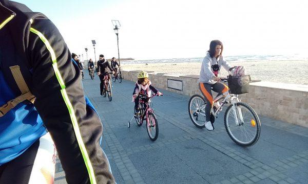 """Se încheie evenimentul """"Bicicleta – mijloc de locomoție și sănătate"""" organizat de Primăria Orașului Năvodari"""