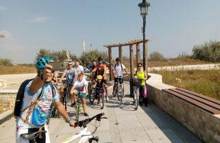 Concurs de ciclism la Năvodari