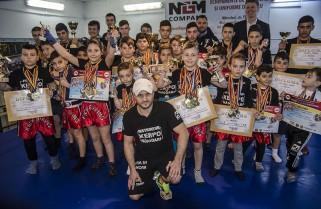 Viceprimarul orașului Năvodari Florin Chelaru le-a făcut o surpriză plăcută sportivilor de la CS Năvodari