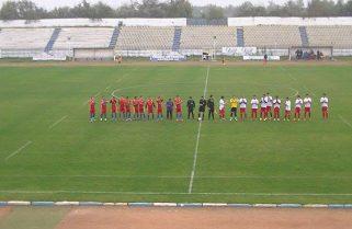 """Fotbal de calitate pe Stadionul """"Flacăra"""" din Năvodari"""