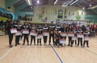 "CS Năvodari Kempo K1 a câștigat 14 medalii la Cupa Mondială ""JUDGEMENT DAY"""