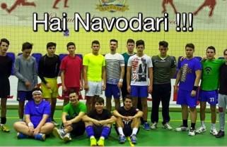 Poftiți la handbal în Sala Sporturilor din Năvodari !