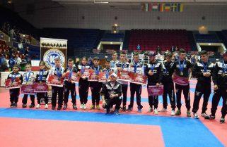 Sportivii de la CS Năvodari au câștigat 15 medalii la Campionatul European
