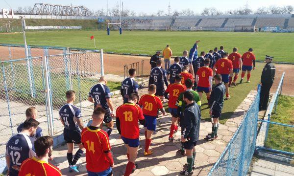 CS Năvodari evoluează pe teren propriu cu Bucovina Suceava