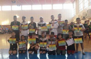 CS Năvodari a câștigat 19 medalii la Cupa României