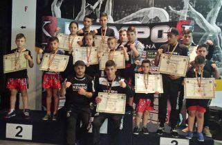 Șase titluri de campion național pentru CS Năvodari
