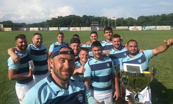 CS Năvodari a câștigat turneul de la Belgrad
