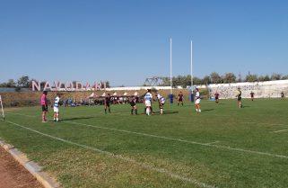CS Năvodari a reușit patru victorii în turneul de rugby în 7 al DNS