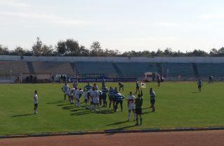 Reprezentativa de rugby a României U20 va evolua marți la Năvodari