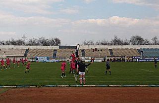 Dinamo vine să joace la Năvodari!