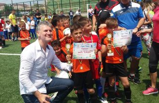 """Copiii din Năvodari au fost premiați în cadrul """"Cupei 1 Iunie"""""""