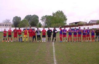 Goluri multe în etapa a IV-a din Cupa Prieteniei la fotbal