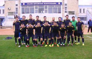 Echipele de fotbal ale CS Năvodari au terminat campionatele pe podium
