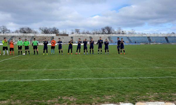 Victorii concludente pentru fotbaliștii de la CS Năvodari