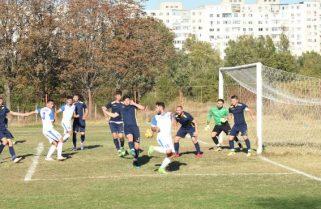 CS Năvodari evoluează pe teren propriu cu FC Farul Constanța