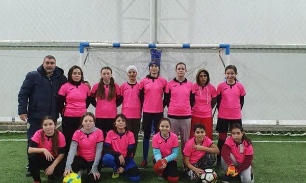 CS Năvodari are echipă de fotbal feminin