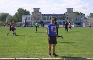 Fotbaliștii de la CS Năvodari joacă marți pe stadionul propriu