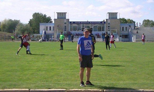 Echipa de fotbal CS Năvodari și-a îndeplinit obiectivul