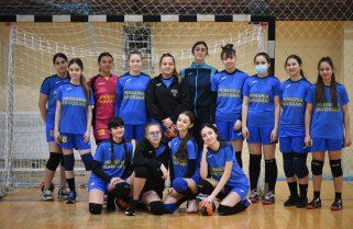 CS Năvodari a susținut primele meciuri din cadrul turneului de la Medgidia