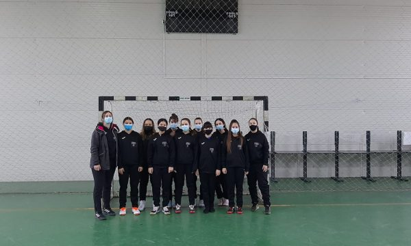 Handbalistele junioare de la CS Năvodari participă în premieră la un turneu de campionat național