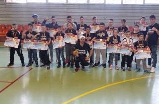 CS Năvodari a câștigat 19 medalii la Naționalele de Freestyle Kickboxing
