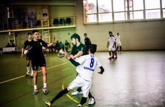 Handbaliștii de la CS Năvodari au evoluat în turneul de la Brazi