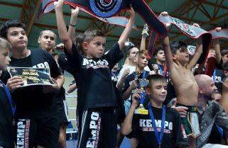 """Rezultate excelente pentru sportivii de la CS Năvodari la """"Cupa New K1 Generation"""""""