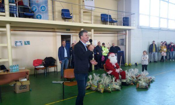 """Copiii de la CS Năvodari se vor întrece la """"Cupa Sărbătorilor de Iarnă"""""""