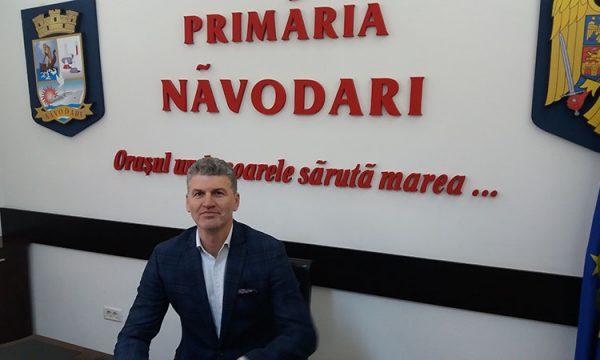 """Florin Chelaru: """"Din acest an, orașul Năvodari are o bază sportivă mai mare !"""""""