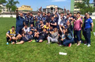 Rugbyștii de la CS Năvodari și-au asigurat primul loc