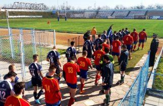 Dinamo București joacă la Năvodari