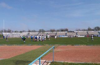 În meciul CS Năvodari – RC Bârlad s-au marcat 15 încercări