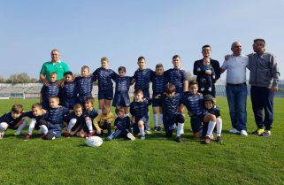 Echipa de rugby copii U10 CS Năvodari are un nou sponsor