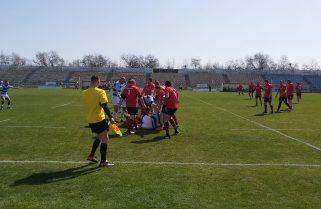 CS Năvodari va juca sâmbătă pe teren propriu cu RC Bârlad