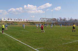 CS Năvodari evoluează în derby-ul etapei la Petroșani