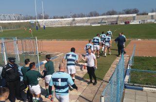 Primul meci și prima victorie clară pentru CS Năvodari în play-off