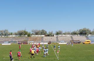 Final echilibrat în meciul CS Năvodari – Grivița București