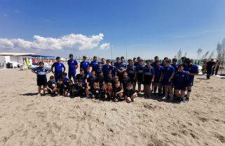 """Tinerii rugbyști de la CS Năvodari au participat cu succes la """"Cupa 1 Iunie"""""""