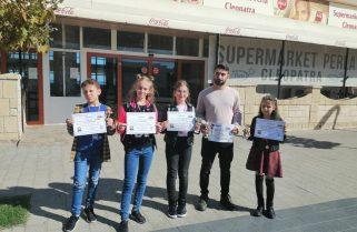 Medalii pentru șahiștii de la CS Năvodari la Campionatul Municipiului Constanța