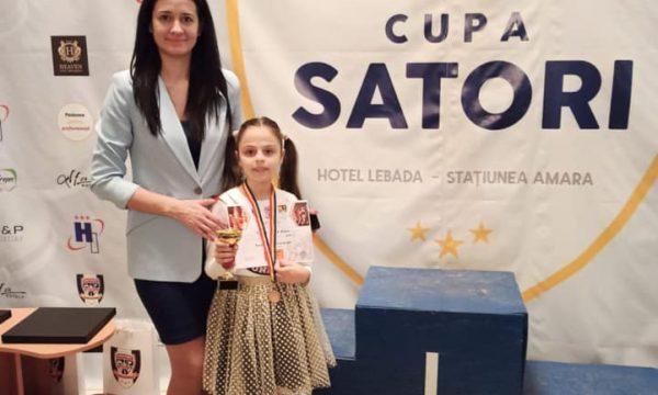 """Evoluții remarcabile pentru șahiștii de la CS Năvodari la """"Cupa Satori"""""""